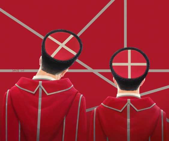 Dmitiy Zarva. Cossacks in the exhibition - photo 1