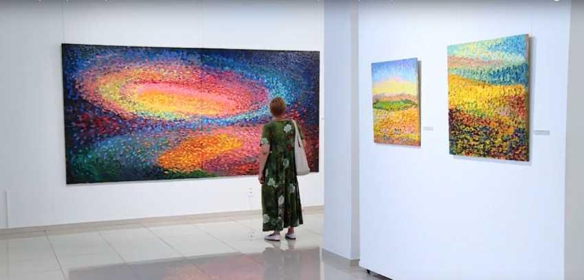 Olga Bezhina. Cosmos - photo 7