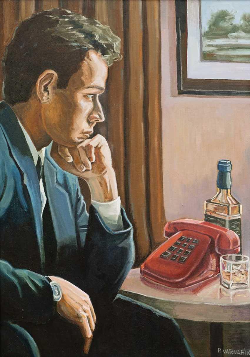 """Pavlo Varvaryk. Diptych. """"Please call me..."""" - photo 1"""