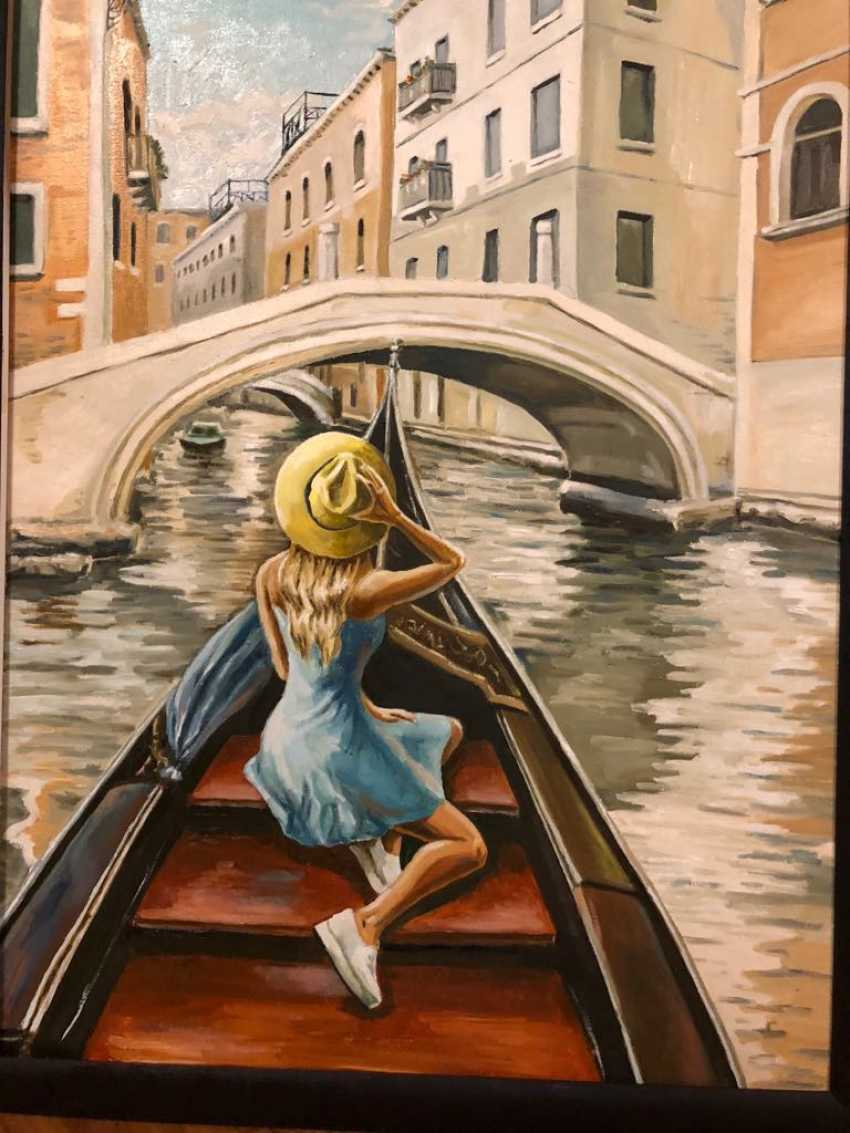 "Pavlo Varvaryk. ""Monica in Venice"" - photo 1"
