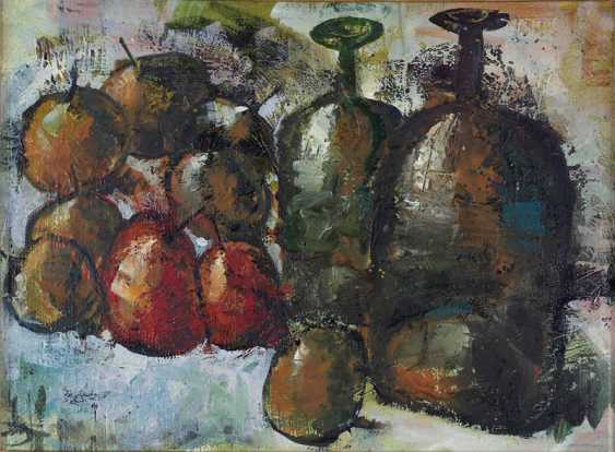 Bidzina Kavtaradze. still life. - photo 1