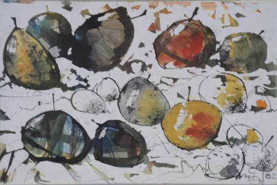 Bidzina Kavtaradze. Apples. - photo 1
