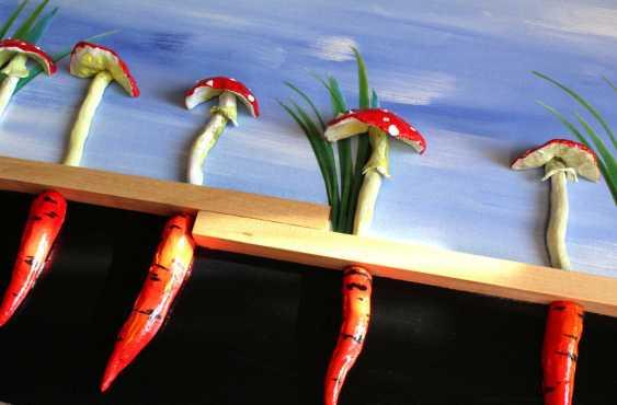 Dimitriy Zapylihin. Mushrooms-carrots - photo 1