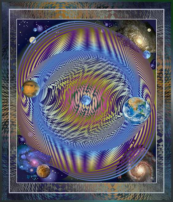 Yuriy Safonov. The gravitational wave interference - photo 1