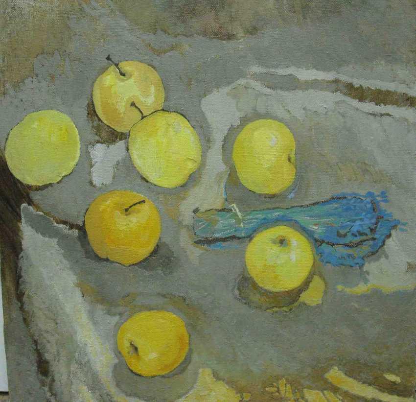 "Kateruna Babich. ""Apple"" - photo 1"