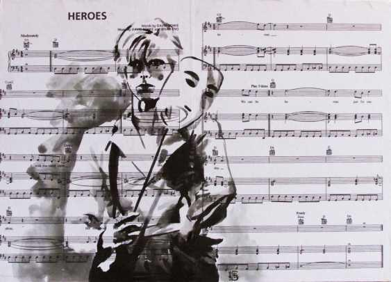 Kateryna Bortsova. Heroes - photo 1