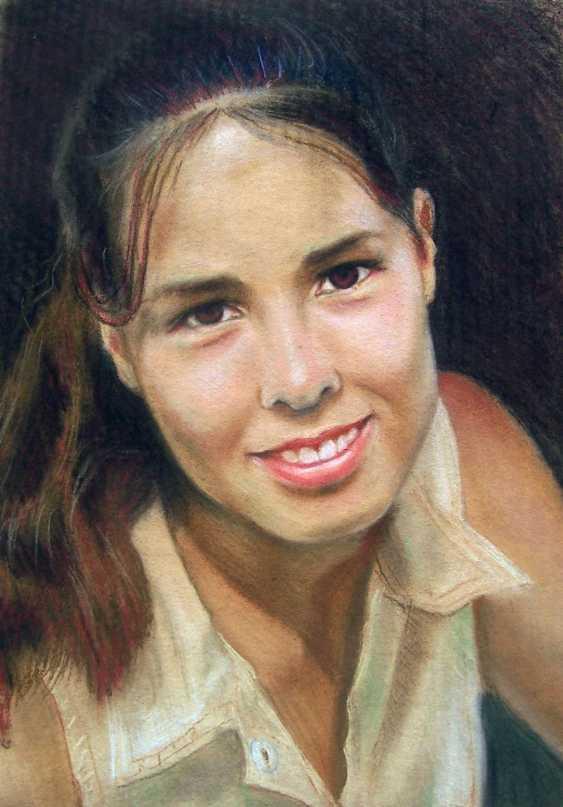 Olga Melnikova. portrait - photo 1