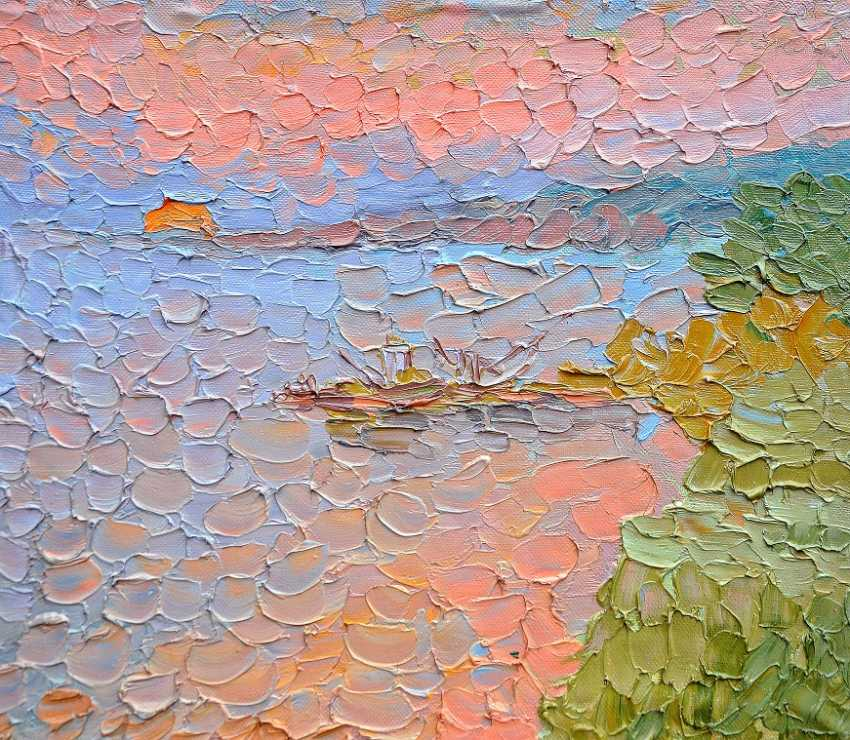 Olga Bezhina. Sunrise on the sea. - photo 1