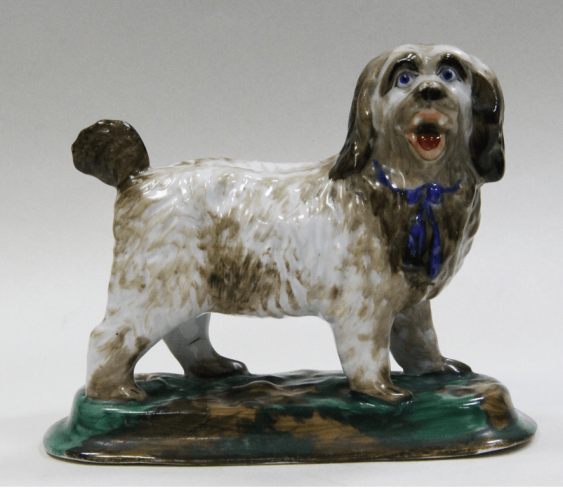 Figurine Russia porcelain 19th century - photo 1