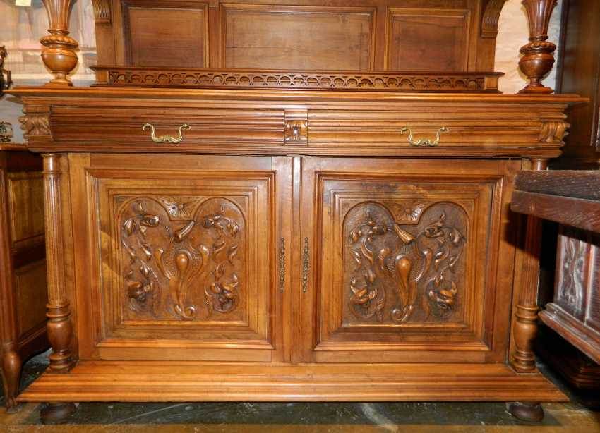 Sideboard in the style of Henry II - photo 4