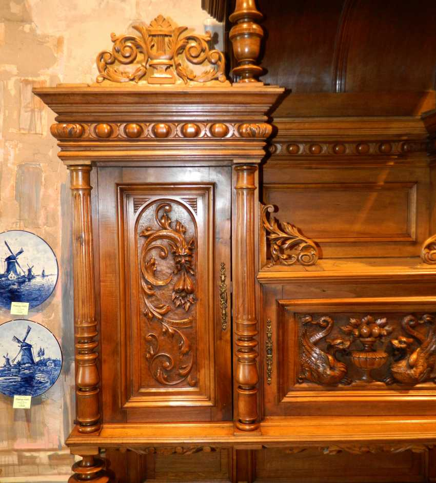 Sideboard in the style of Henry II - photo 5