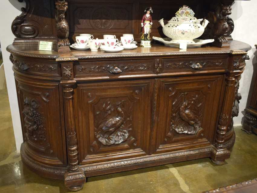 The buffet in the Renaissance style - photo 2
