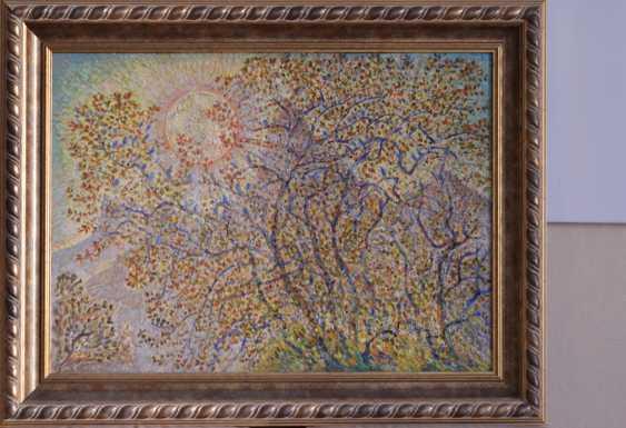 "Nataly Fomina. author Gennady Petrovich Field ""Tree with birds"" - photo 1"