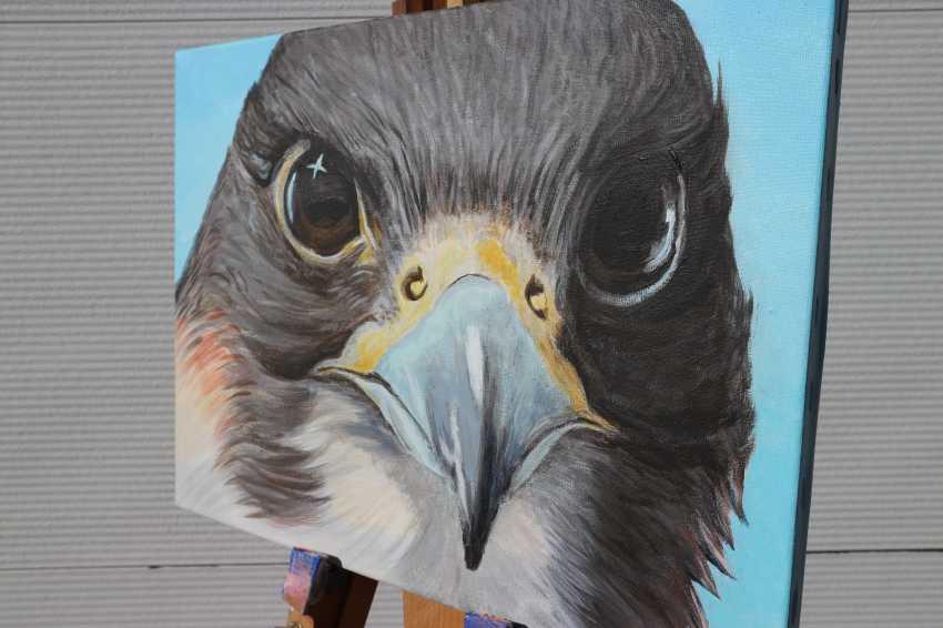 DMYTRO YEROMENKO. The Falcon's Look - photo 4