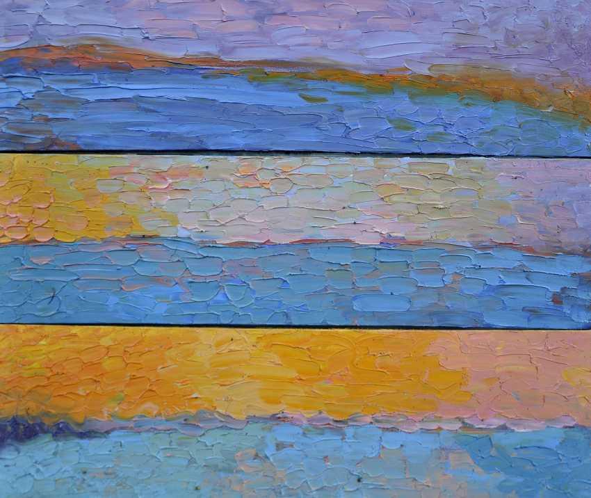 Olga Bezhina. The horizon line - photo 1