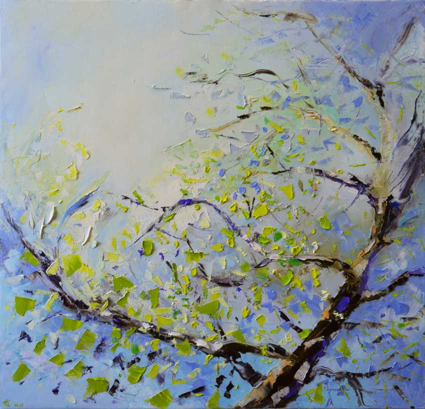Vadim Stolyarov. The concept of the First leaves - photo 1