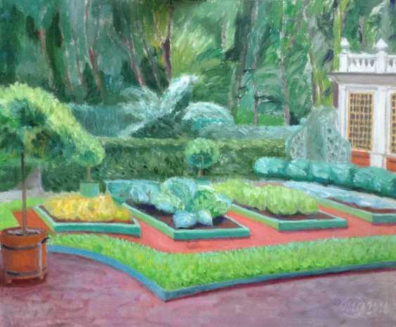 """Alla Senatorova. """"Jardin d'été"""", à Saint-Pétersbourg, """"potager"""" de Pierre Le Grand. - photo 1"""