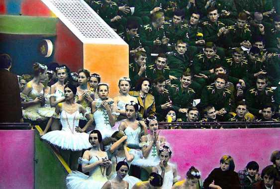 Sergey Kochetov. Girls and military - photo 1