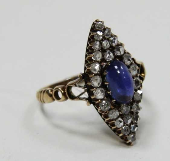 Ring-Marquise (No. 3772) - photo 1