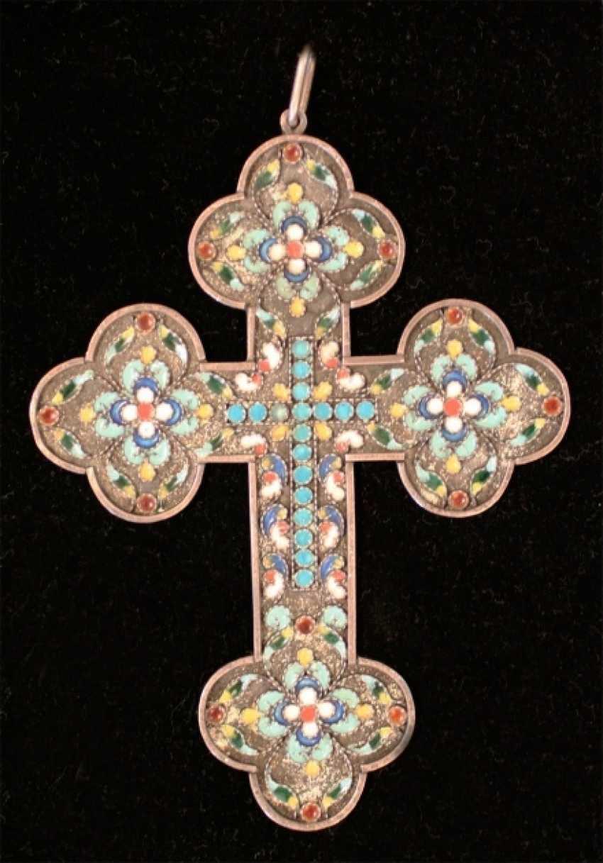 The cross (No. 1334) - photo 1