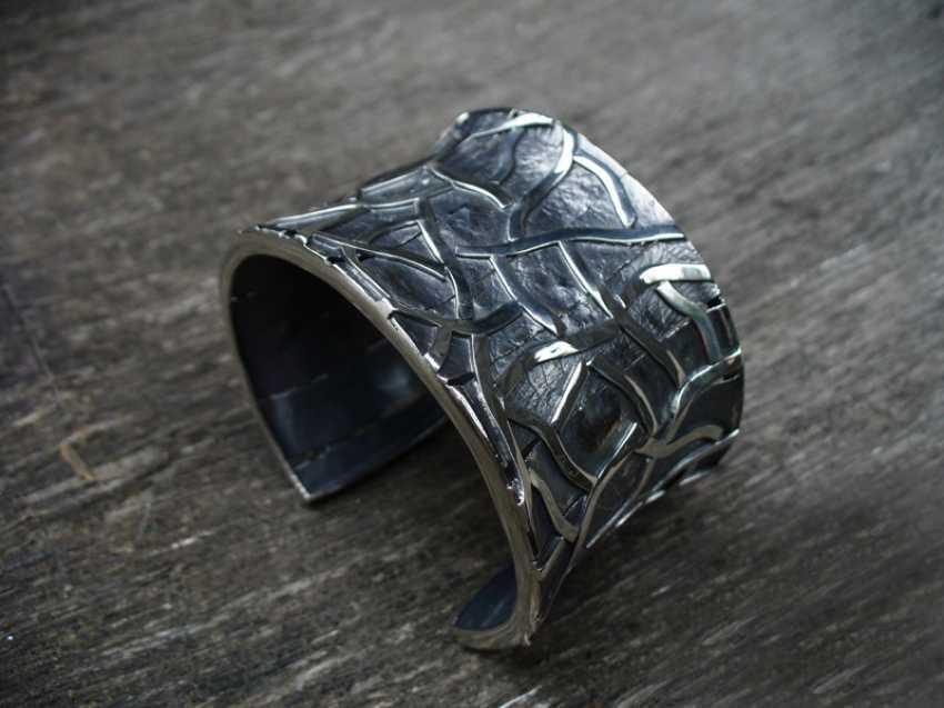 Roman Volkov. Silver bracelet - photo 4