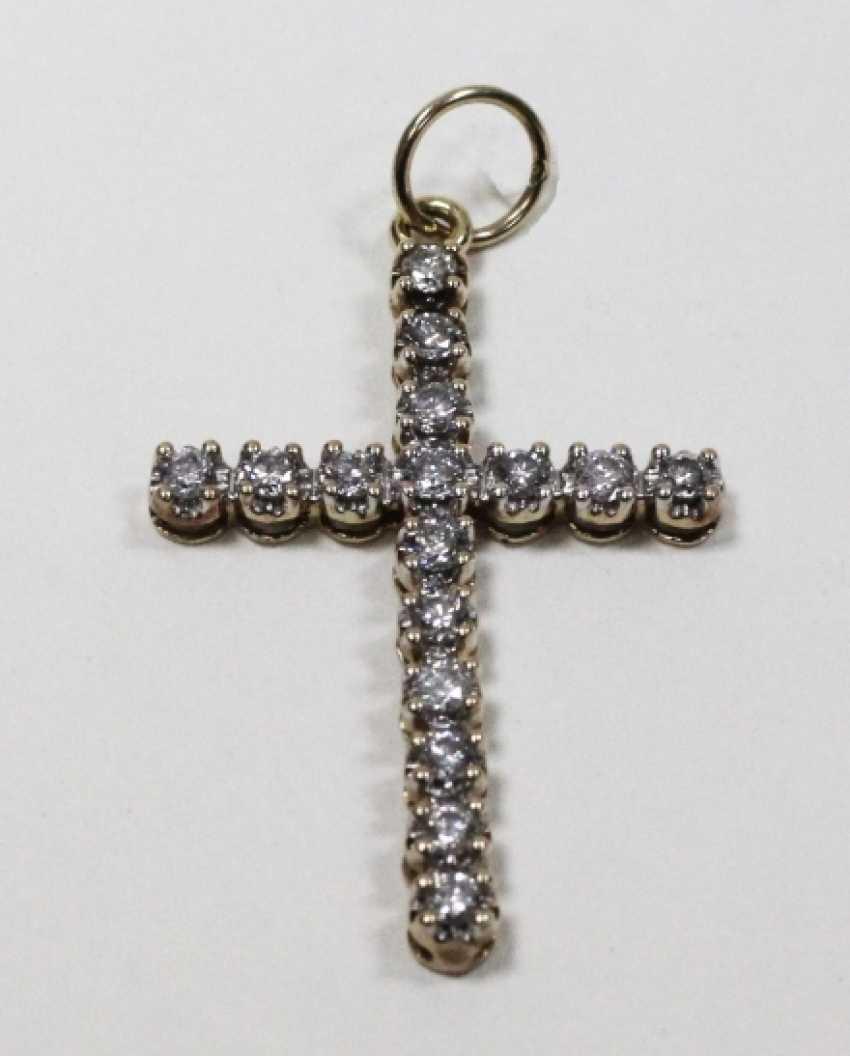 The cross (No. 3782) - photo 1