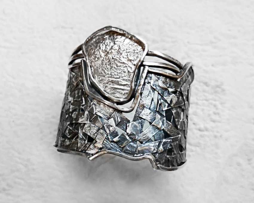 Roman Volkov. Silver bracelet - photo 1