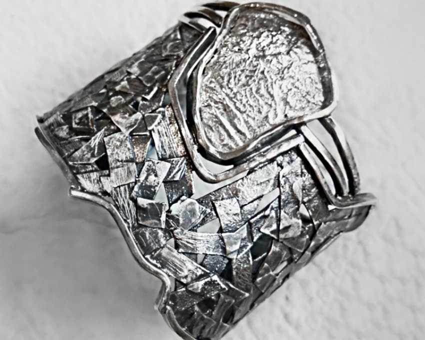 Roman Volkov. Silver bracelet - photo 2