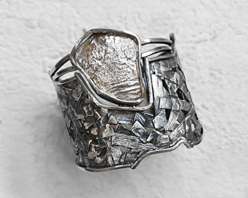 Roman Volkov. Silver bracelet - photo 3