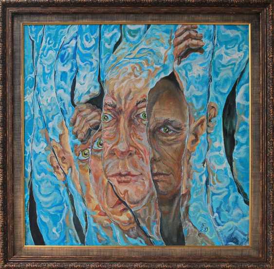 lev karnaukhov. Portrait II - photo 1