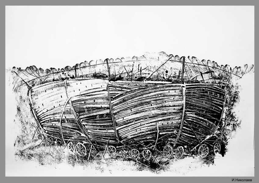 """Igor Nikolaev. """"Open the sails"""" - photo 1"""