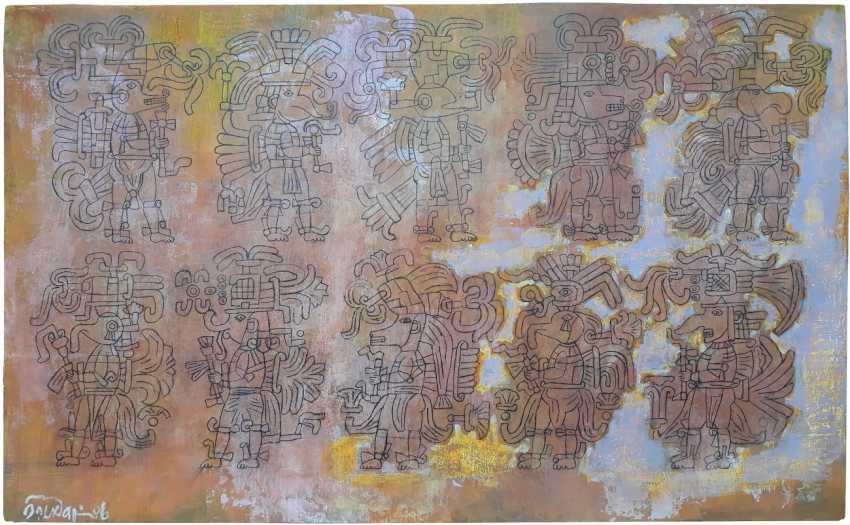 Victor Buldakov. The deities of ancient cultures - photo 1