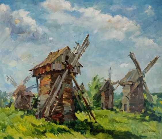 Oksana Shestopal. Fishers wind - photo 1
