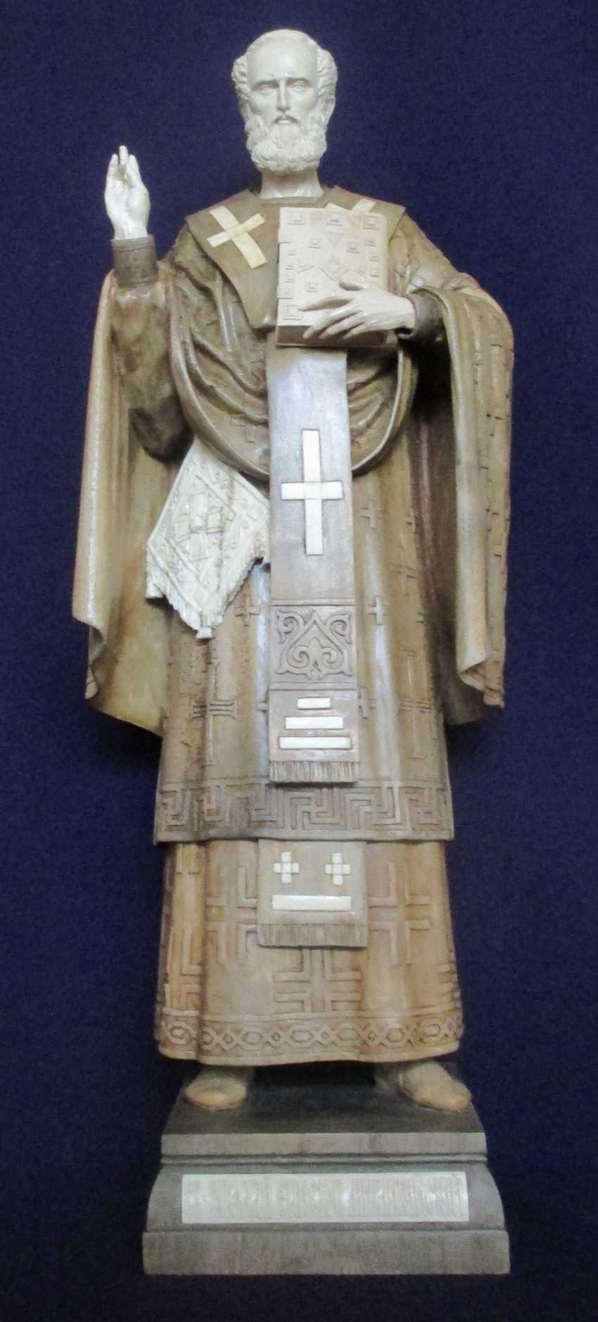 Oleg Shirokov. St. Nicholas Bishop Of Myra - photo 1