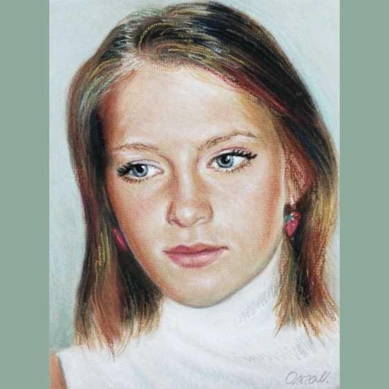 Olga Melnikova. The charm of youth - photo 1