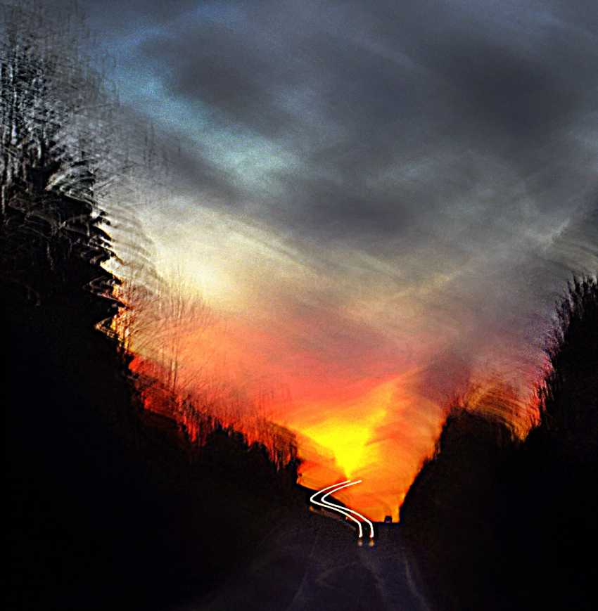 """Vladimir Buturlia. """"Road to sky"""" - photo 1"""