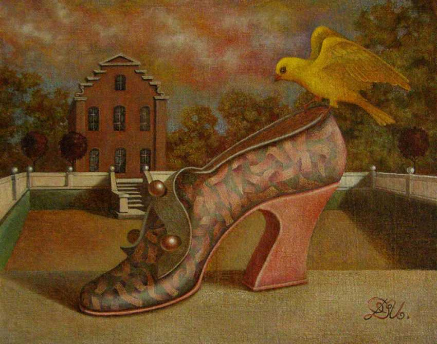 "Irina Dobrovetska. ""Shoe noble ladies"". - photo 1"