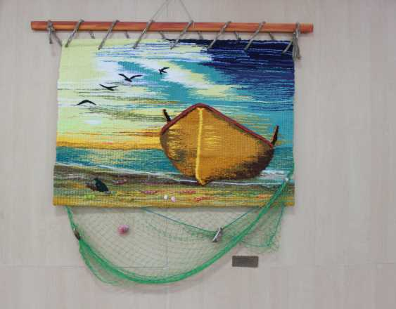 "Viktoria Mironova. ""Fishing boat"" - photo 1"
