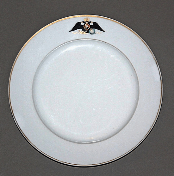 A plate of Ordinary service - photo 1