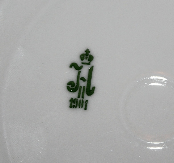 A plate of Ordinary service - photo 2
