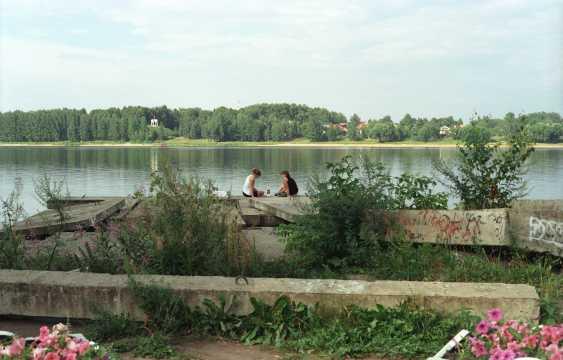Alexey Semerikov. Feelings on the Volga - photo 1