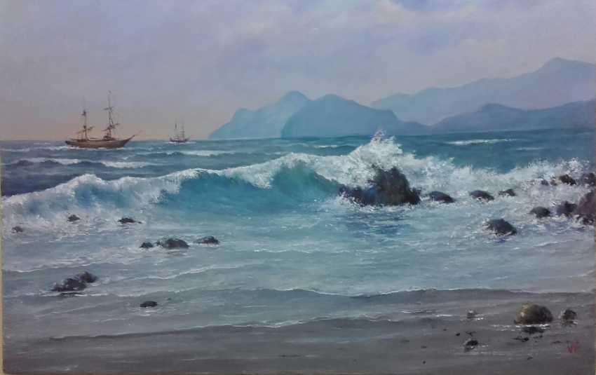 "vladimir khutko. ""Sea"" - photo 1"