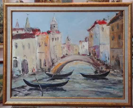 "vladimir khutko. ""Venedig"" - Foto 1"