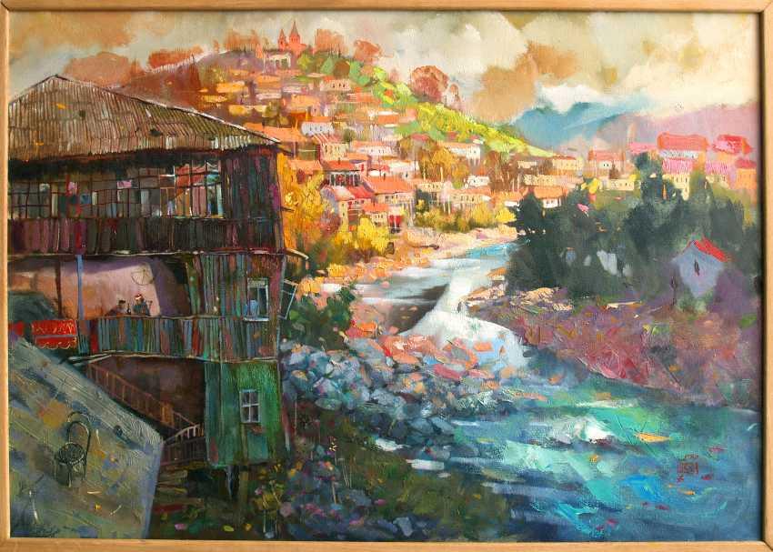 Viacheslav Shulika. Autumn in Imereti - photo 1