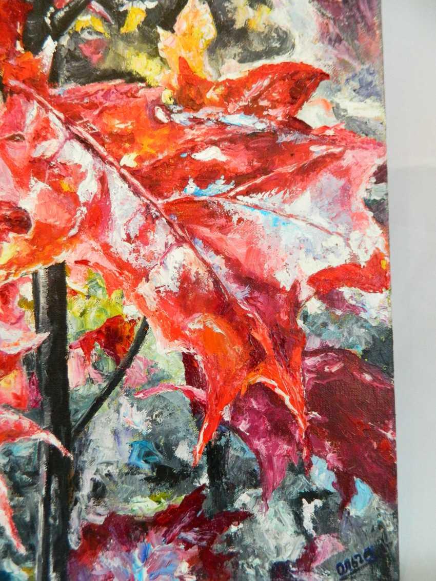 """olga khobot. """"Autumn oak"""" - photo 2"""