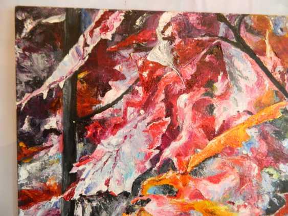 olga khobot. Autumn in the oak grove No. 2 - photo 3