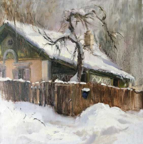 Oksana Shulga. Winter day - photo 1