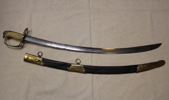 Officer's saber sample of 1803, England - photo 1