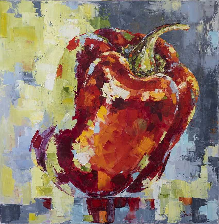 Kateryna Ivonina. Cool pepper - photo 1
