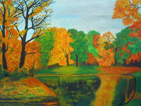 "Liliia Bomko. ""Autumn contrasts"" - photo 1"